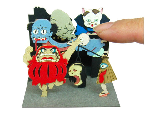 Miniatuart | Pom Poko : The ghost parade by Sankei - Bento&co Japanese Bento Lunch Boxes and Kitchenware Specialists