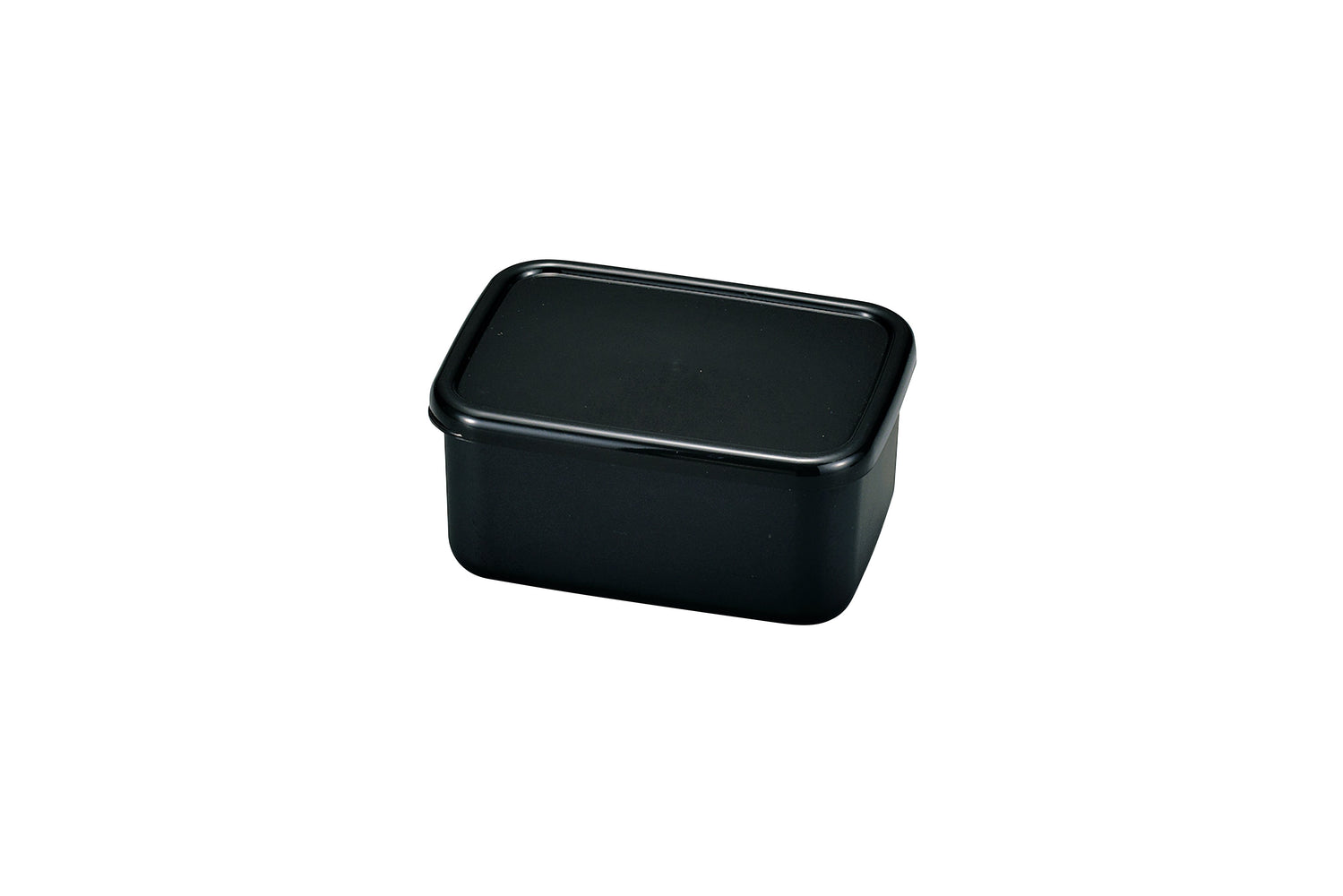 Lunch Plus Container S | Black by Hakoya - Bento&co Japanese Bento Lunch Boxes and Kitchenware Specialists