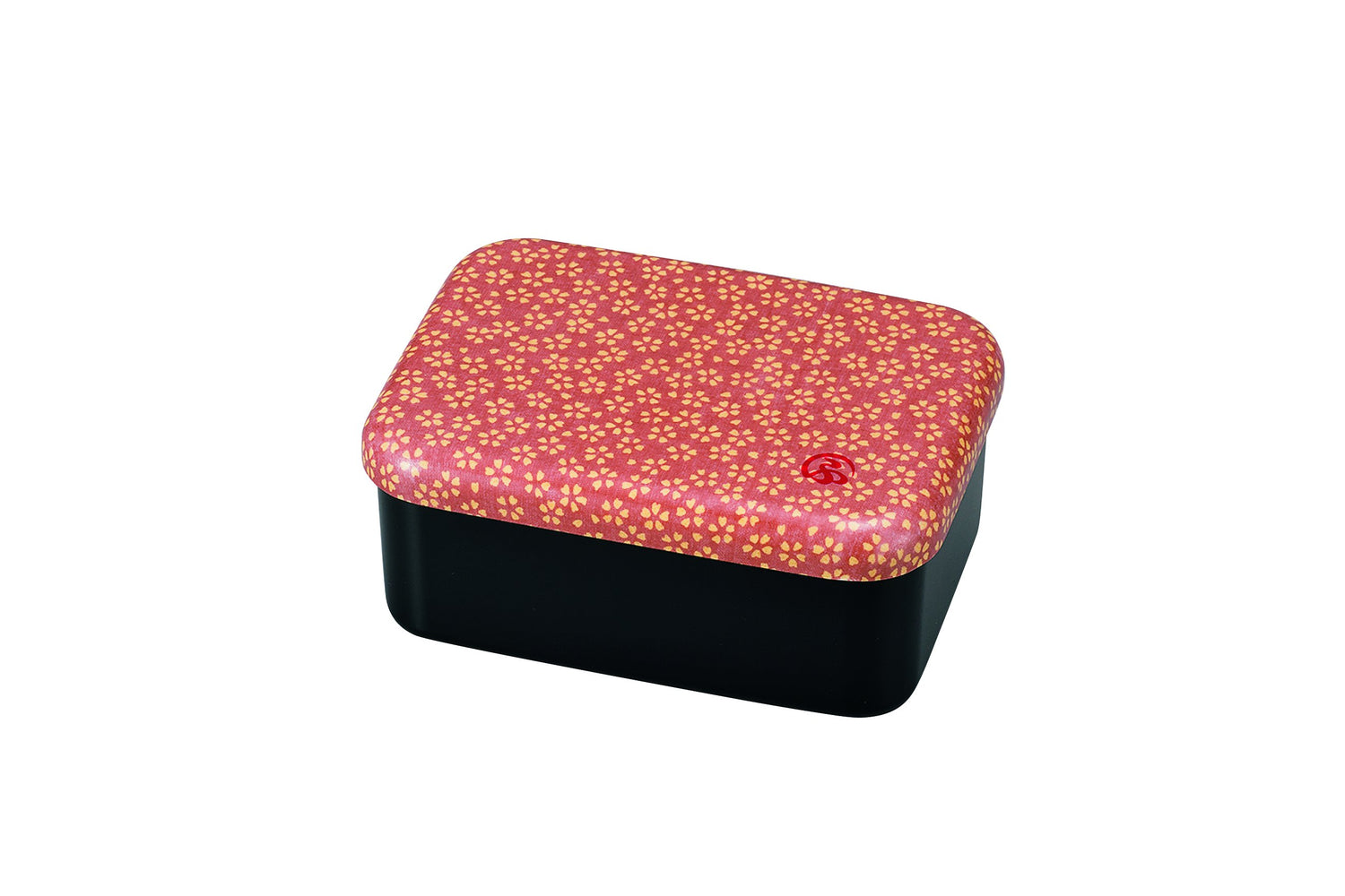 Wafu Cloth One Tier Rectangle Bento Box | Sakura