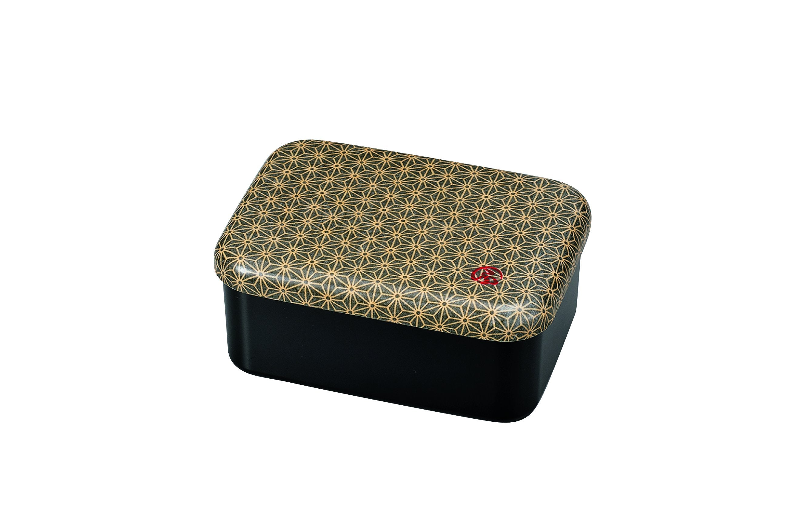 Wafu Cloth One Tier Rectangle Bento Box | Asanoha by Hakoya - Bento&co Japanese Bento Lunch Boxes and Kitchenware Specialists