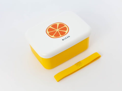 Snack Foods Bento Box | Orange by Hakoya - Bento&co Japanese Bento Lunch Boxes and Kitchenware Specialists