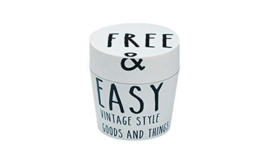 Free & Easy Cafe Lunch Pot | White by Showa - Bento&co Japanese Bento Lunch Boxes and Kitchenware Specialists