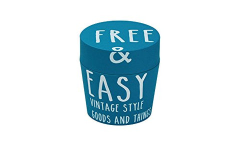 Free & Easy Cafe Lunch Pot | Blue by Showa - Bento&co Japanese Bento Lunch Boxes and Kitchenware Specialists