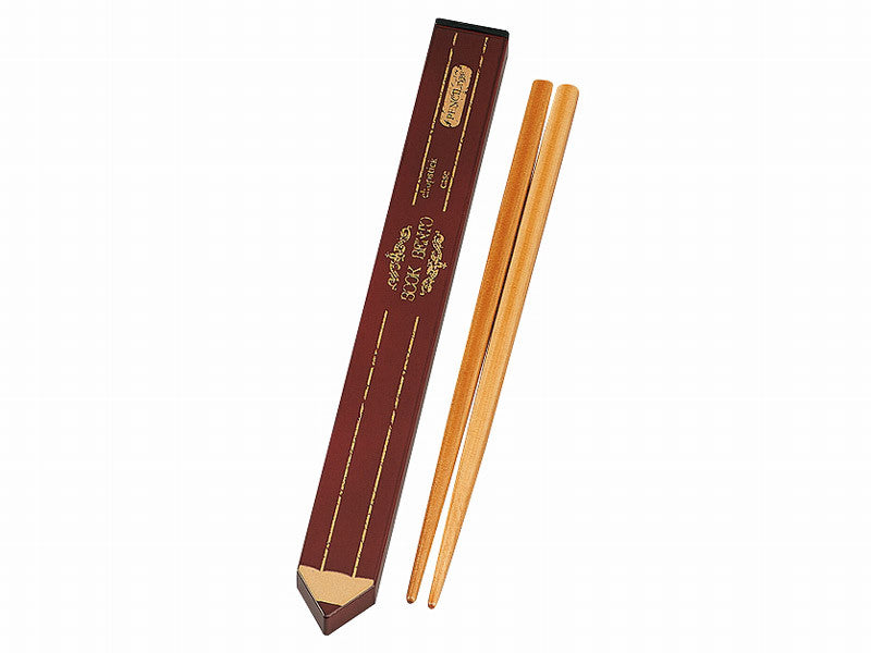 Antique Pen Chopsticks | Red by Hakoya - Bento&co Japanese Bento Lunch Boxes and Kitchenware Specialists