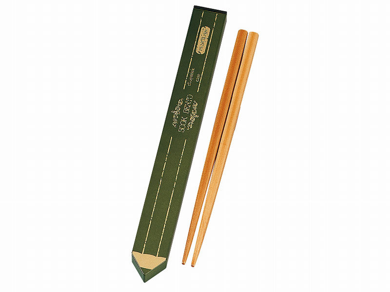 Antique Pen Chopsticks | Green by Hakoya - Bento&co Japanese Bento Lunch Boxes and Kitchenware Specialists