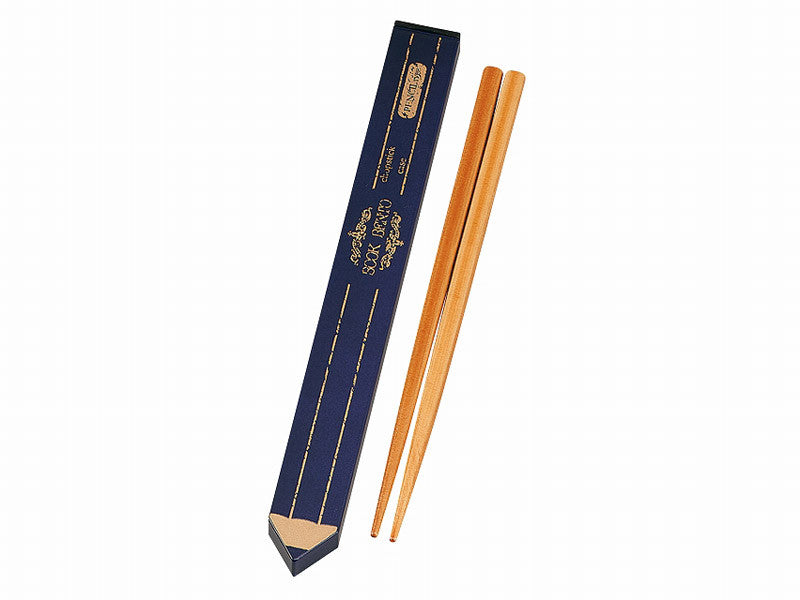 Antique Pen Chopsticks | Navy by Hakoya - Bento&co Japanese Bento Lunch Boxes and Kitchenware Specialists