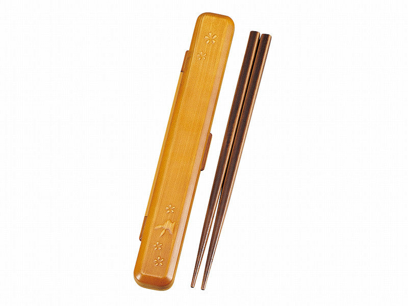 Fukumaru Chopsticks Set | Light by Hakoya - Bento&co Japanese Bento Lunch Boxes and Kitchenware Specialists