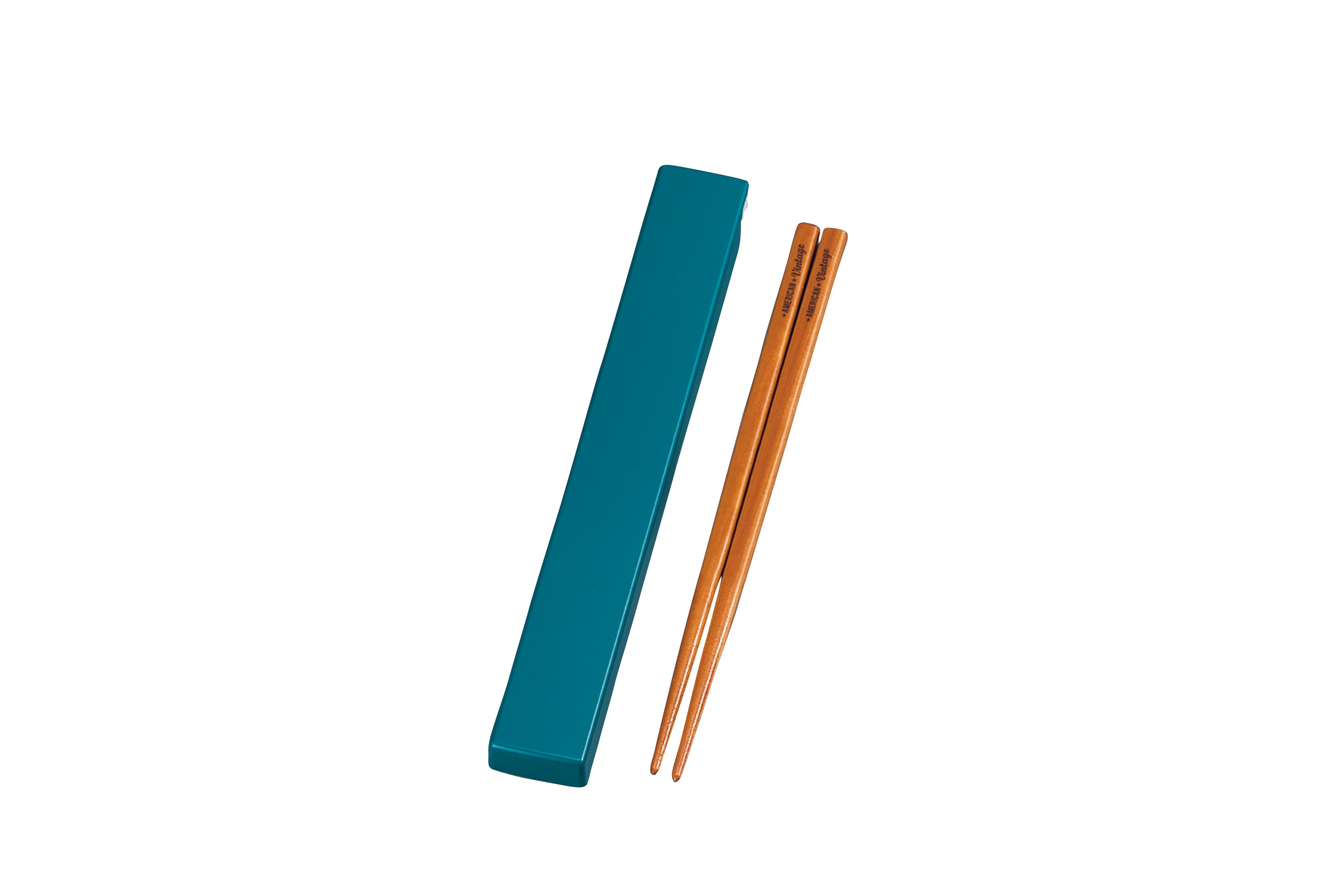 American Vintage Chopsticks Set | Green by Hakoya - Bento&co Japanese Bento Lunch Boxes and Kitchenware Specialists