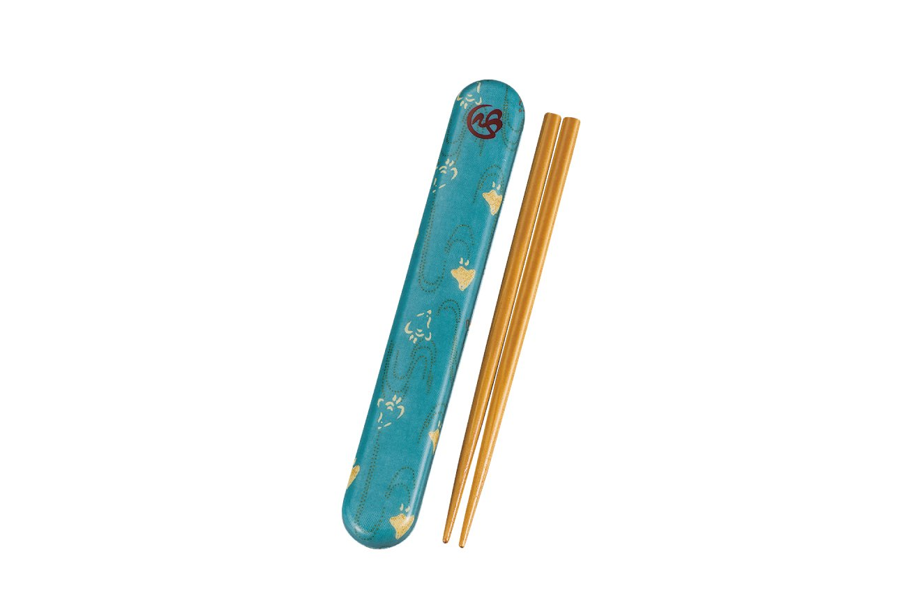 Wafu Cloth Chopsticks Set | Plover by Hakoya - Bento&co Japanese Bento Lunch Boxes and Kitchenware Specialists