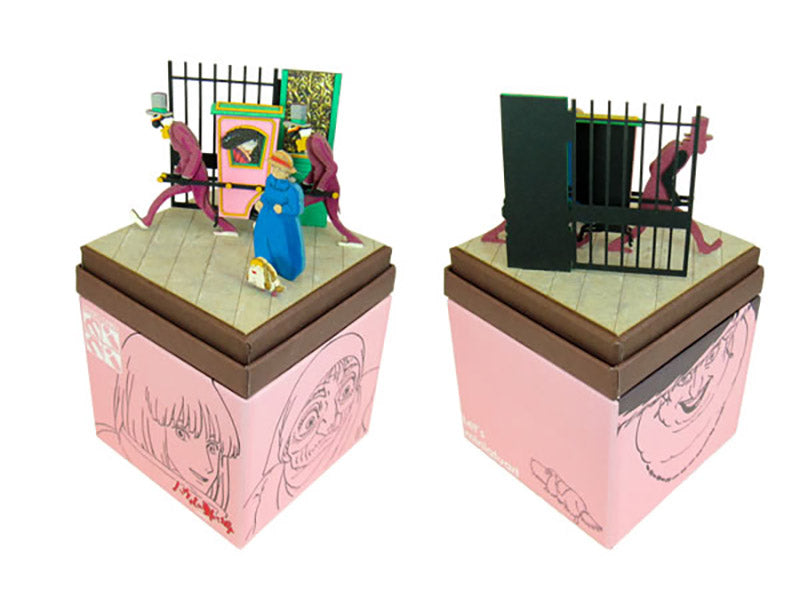Miniatuart | Howl's Moving Castle: The Palaquin of the Witch of Wasteland by Sankei - Bento&co Japanese Bento Lunch Boxes and Kitchenware Specialists