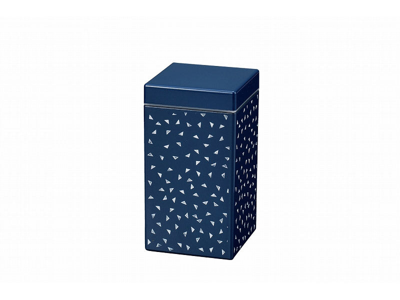 Some Mon Square Canister 800 Yuki Indigo by Hakoya - Bento&co Japanese Bento Lunch Boxes and Kitchenware Specialists