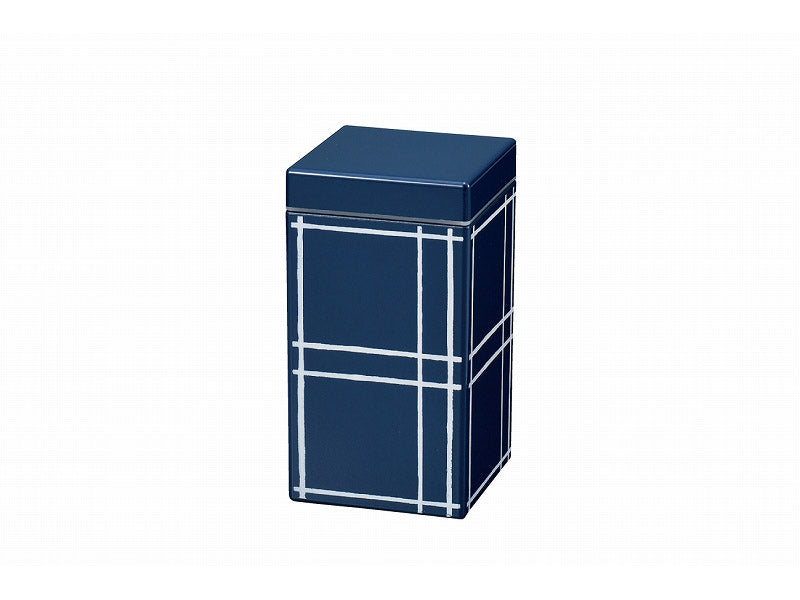 Some Mon Square Canister 800 Mizu Indigo by Hakoya - Bento&co Japanese Bento Lunch Boxes and Kitchenware Specialists