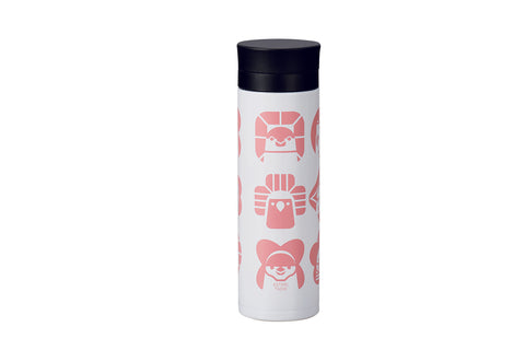 Kotoritachi Stainless Steel Bottle | Pink