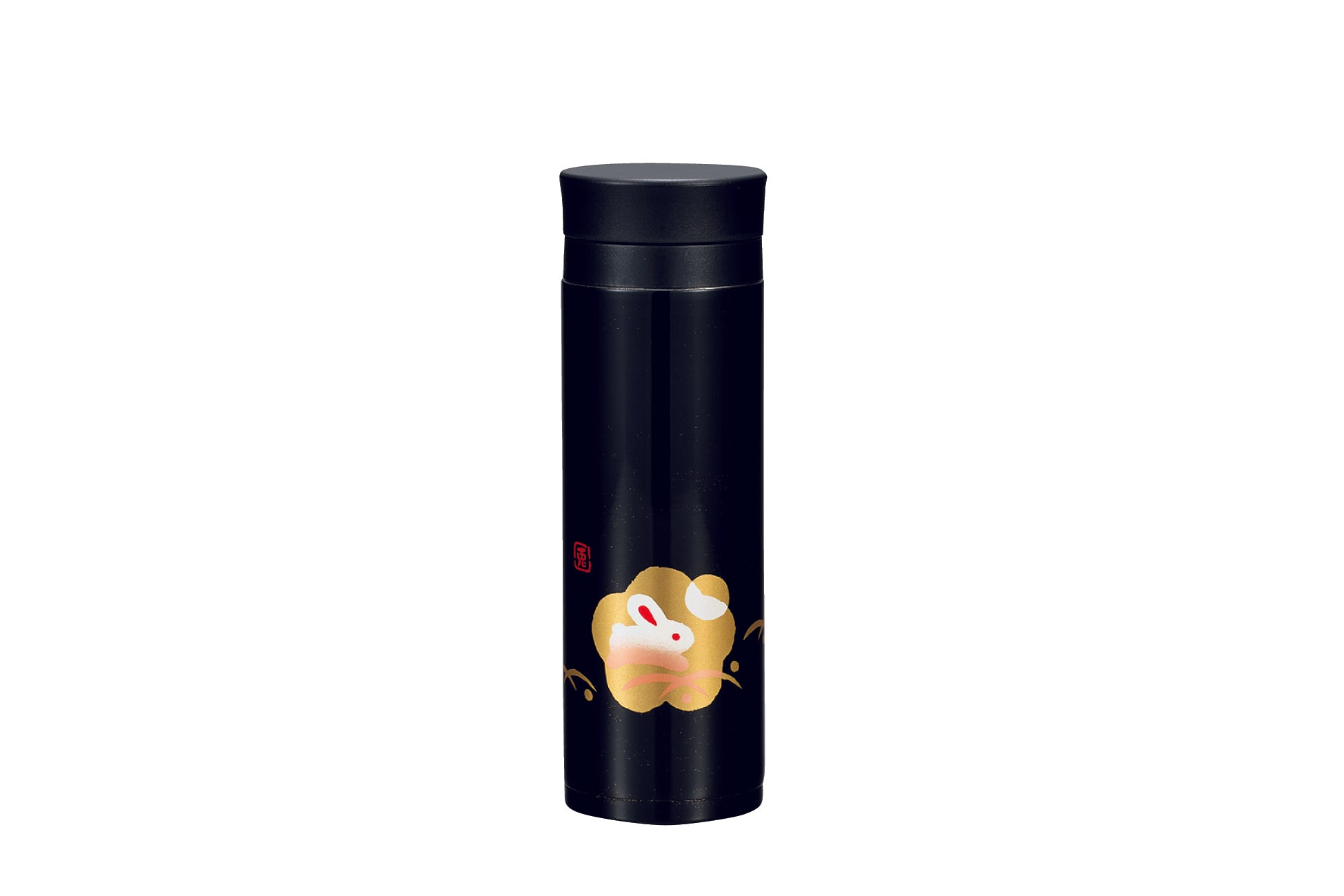 Usagi Stainless Steel Bottle | Black