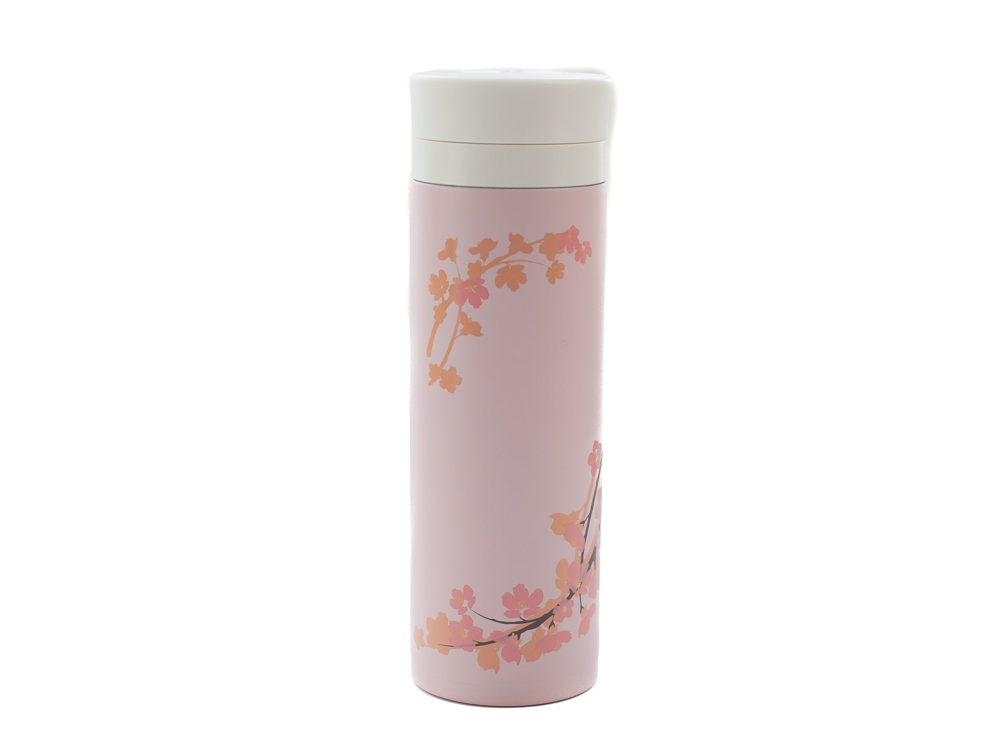 Sakura Stainless Steel Bottle | Pink