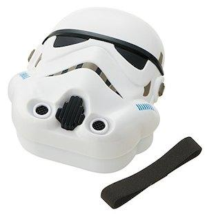STAR WARS Die-cut Bento Box | STORMTROOPER by Skater - Bento&co Japanese Bento Lunch Boxes and Kitchenware Specialists