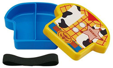 Toy Story Die-cut Bento Box | Woody by Skater - Bento&co Japanese Bento Lunch Boxes and Kitchenware Specialists