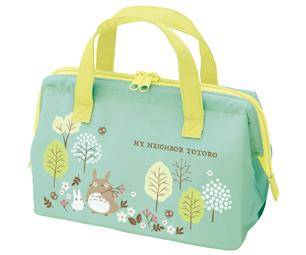 Totoro Field Insulated Bento Bag
