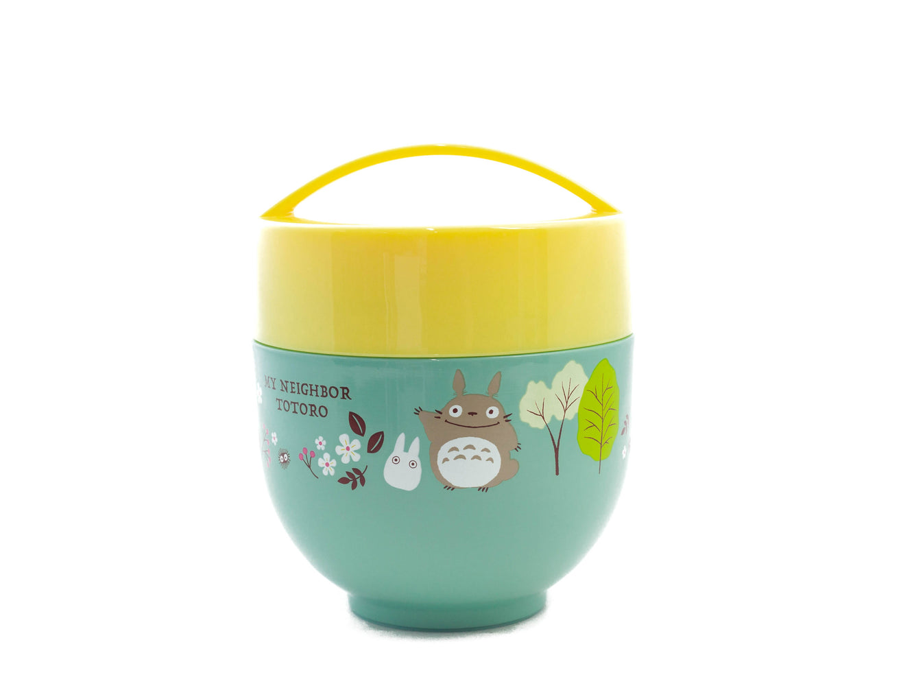 Totoro Field Insulated Lunch Bowl