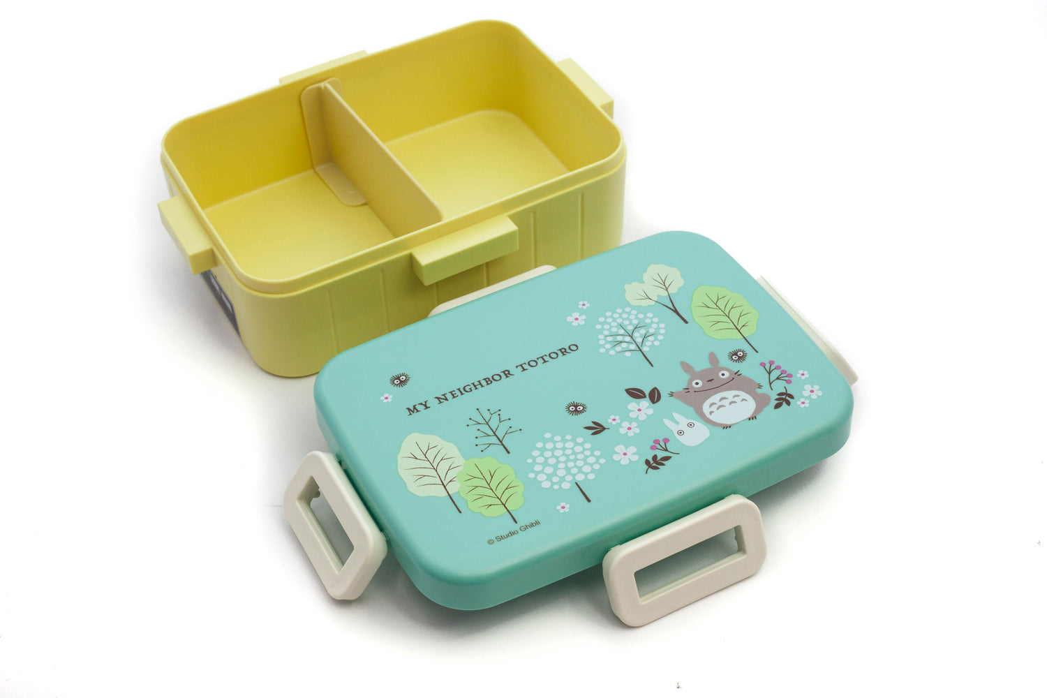 Totoro Field Side Lock Bento Box | 650ml