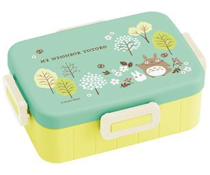 Totoro Field Side Lock Bento Box | 650ml by Skater - Bento&co Japanese Bento Lunch Boxes and Kitchenware Specialists