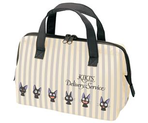 Jiji Stripes Insulated Bento Bag by Skater - Bento&co Japanese Bento Lunch Boxes and Kitchenware Specialists