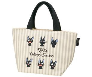 Jiji Stripes Canvas Tote Bag by Skater - Bento&co Japanese Bento Lunch Boxes and Kitchenware Specialists