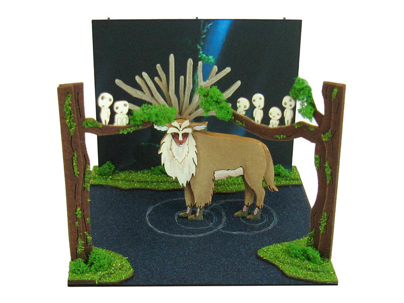Miniatuart | Princess Mononoke: The Forest of the Great Spirit by Sankei - Bento&co Japanese Bento Lunch Boxes and Kitchenware Specialists
