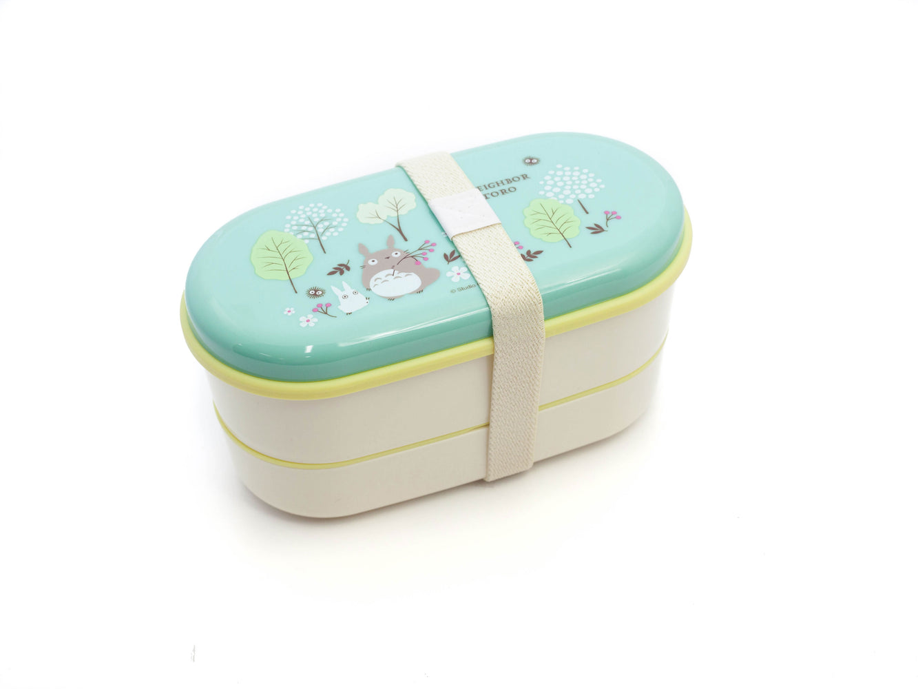 Totoro Field Oval Bento Box | 630ml