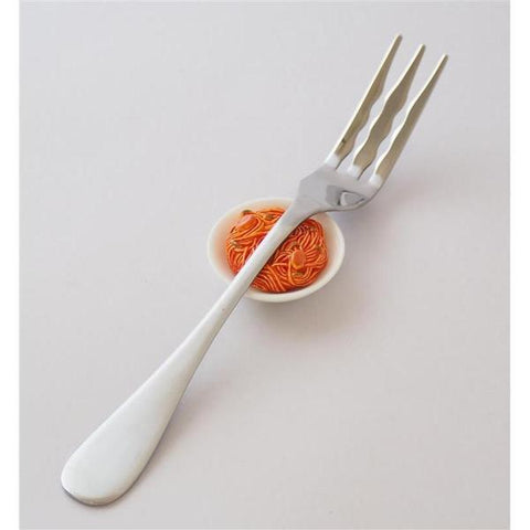 Pasta Fork & Fork Rest by Takakuwa Kinzoku - Bento&co Japanese Bento Lunch Boxes and Kitchenware Specialists