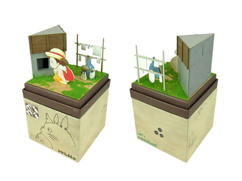 Miniatuart | My Neighbor Totoro : Finding The Little Totoro by Sankei - Bento&con the Bento Boxes specialist from Kyoto
