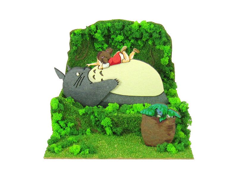 Miniatuart | My Neighbor Totoro : Mei and Totoro by Sankei - Bento&co Japanese Bento Lunch Boxes and Kitchenware Specialists