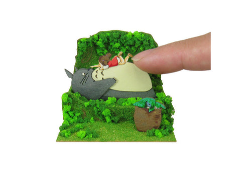 Miniatuart | My Neighbor Totoro : Mei and Totoro by Sankei - Bento&con the Bento Boxes specialist from Kyoto
