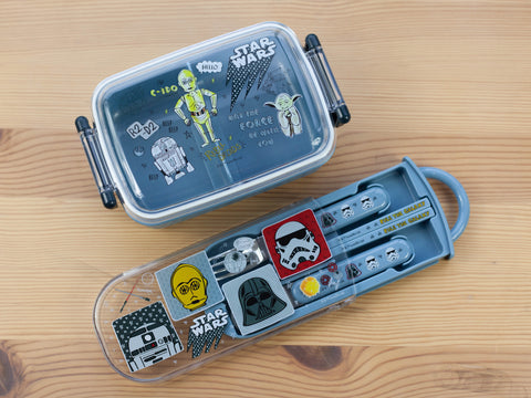 Star Wars Sketch Bento Box