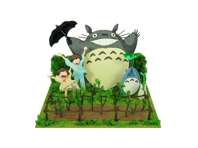 Miniatuart | My Neighbor Totoro: Dondoko Dancing by Sankei - Bento&co Japanese Bento Lunch Boxes and Kitchenware Specialists