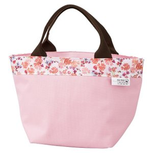 Spring Bouquet Tote Bag | Rhododendron by Takenaka - Bento&co Japanese Bento Lunch Boxes and Kitchenware Specialists