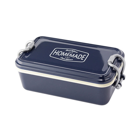 Mykonos Tight Lunch Box | Navy Blue