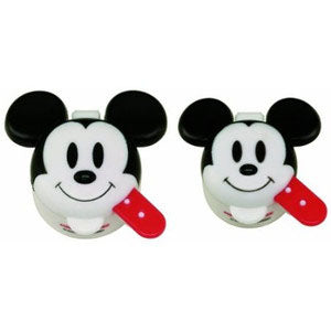 Mickey Mouse Sauce Cups by Skater - Bento&co Japanese Bento Lunch Boxes and Kitchenware Specialists