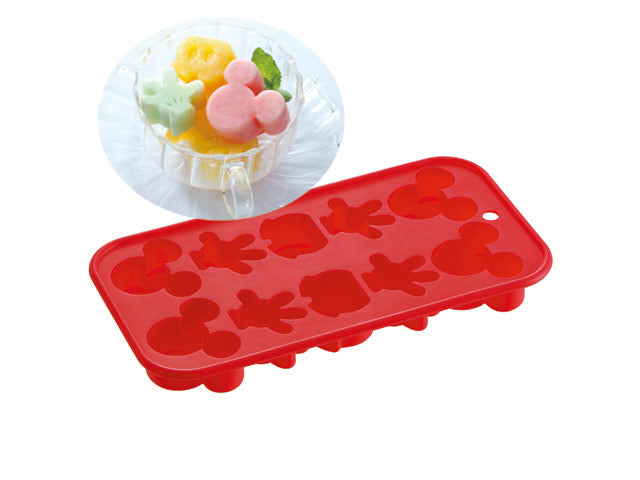 Ice Cubes Mold | Mickey Mouse by Skater - Bento&co Japanese Bento Lunch Boxes and Kitchenware Specialists