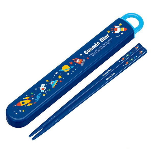 Cosmic Star Chopsticks Set by Skater - Bento&co Japanese Bento Lunch Boxes and Kitchenware Specialists