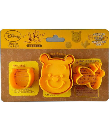 Cookie Mold | Winnie the Pooh by Yaxell - Bento&co Japanese Bento Lunch Boxes and Kitchenware Specialists