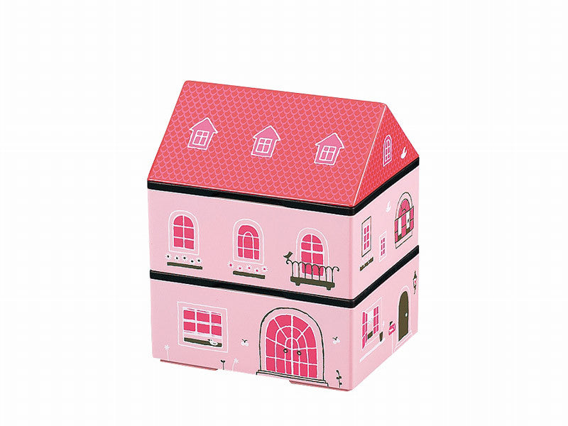 Obento House | Pink by Hakoya - Bento&co Japanese Bento Lunch Boxes and Kitchenware Specialists