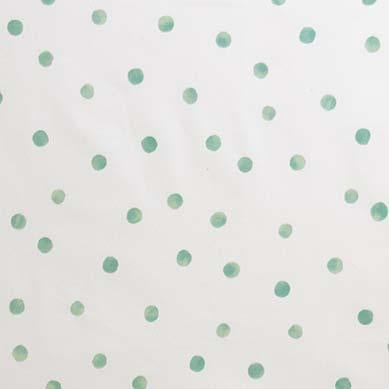 Organic Cotton Furoshiki | Green Dots