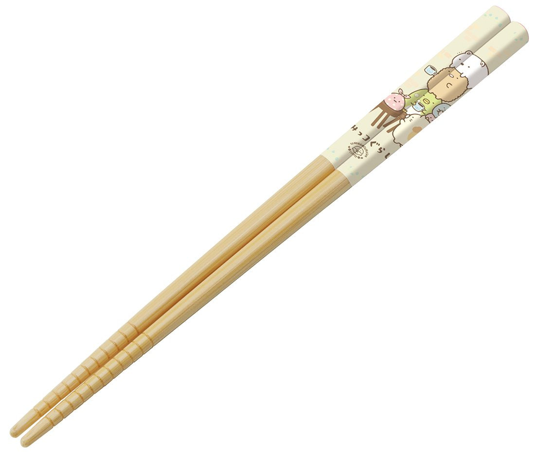 Sumikko Gurashi Bamboo Chopsticks by Skater - Bento&co Japanese Bento Lunch Boxes and Kitchenware Specialists