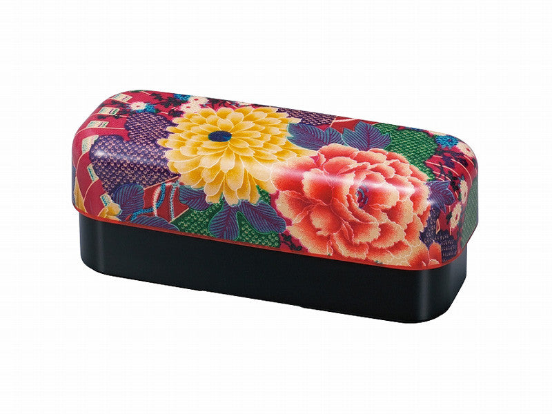 Kimono Long Bento | Rose by Hakoya - Bento&co Japanese Bento Lunch Boxes and Kitchenware Specialists