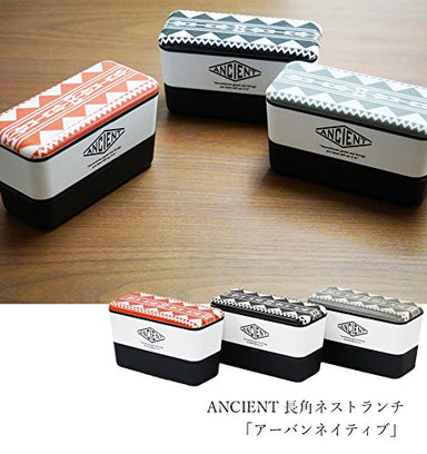 Ancient Nest Urban Native (Red) L by Showa - Bento&co Japanese Bento Lunch Boxes and Kitchenware Specialists