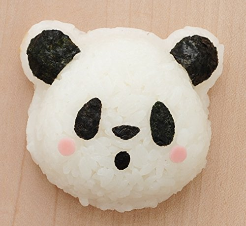 Omusubi Panda Mold Set by Arnest - Bento&co Japanese Bento Lunch Boxes and Kitchenware Specialists
