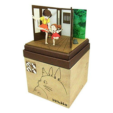 Miniatuart | My Neighbor Totoro: Satsuki and Mei's Dirty Hands and Feet by Sankei - Bento&co Japanese Bento Lunch Boxes and Kitchenware Specialists