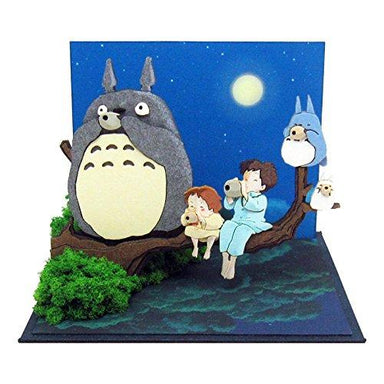 Miniatuart | My Neighbor Totoro: Sound of an Ocarina by Sankei - Bento&co Japanese Bento Lunch Boxes and Kitchenware Specialists