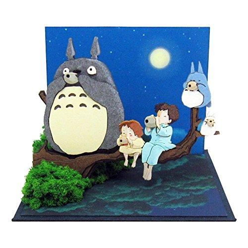 Miniatuart | My Neighbor Totoro: Sound of an Ocarina